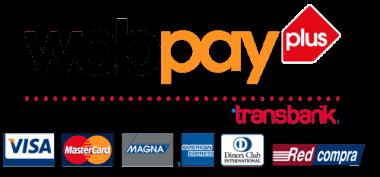 Webpay logo.